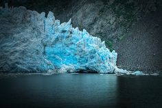 Glacier Bay, Alaska, USA.