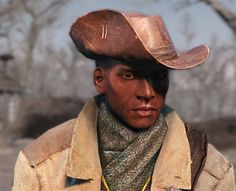 can preston garvey become gay