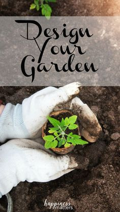 Two years ago, I did a vertical only garden in pots since we didn't really have much of a backyard. Last year, I created raised garden beds and used the square foot gardening method. I learned a lot last year and am ready to expand my garden this year! You can use this simple method to design your garden too. It's easy! via @jen_dunham