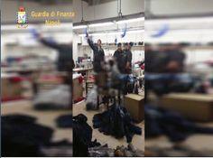 Blitz delle Fiamme Gialle a Striano, sottochiave un opificio abusivo.   http://www.lagazzettadicercola.it/?p=20492