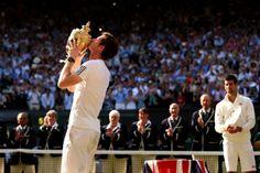 Andy Murray at Wimbledon 2013: Britain Finally Has Its Hero