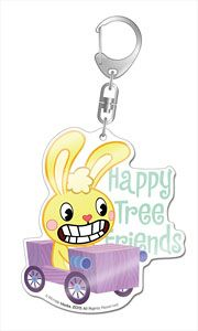 Happy Tree Friends Big Acrylic Collection Cuddles (Anime Toy) Gift Key Ring Happy Tree Friends Happy Tree Friends Flippy, Anime Toys, Cuddles, Gifts For Friends, Key, Personalized Items, Ring, Collection, Saving Money