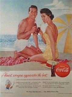 Coca-Cola, 1955
