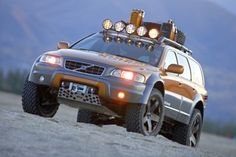 Volvo XC70 AT - Extreme Offroad-Variante - Speed Heads