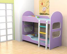 Image result for toddler bunk bed