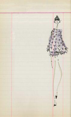 Fashion Doodle-jenny walton