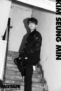 Stray Kids(스트레이 키즈) PRE-DEBUT ALBUM <Mixtape> TEASER IMAGE - KIMSEUNGMIN