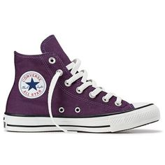 Tênis Converse All Star CT As Seasonal Hi Berinjela CT112048