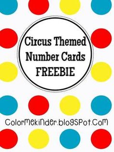 Browse over 80 educational resources created by Color Me Kinder in the official Teachers Pay Teachers store. Preschool Circus, Preschool At Home, Preschool Themes, Preschool Math, Kindergarten, Circus Theme Classroom, Classroom Decor, Math Night, Math Literacy