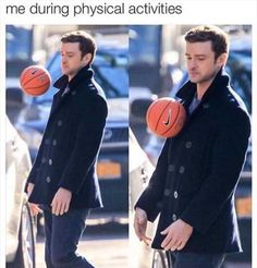 Me during physical activity