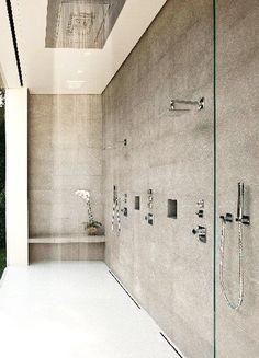 Unique Shower Designs & Ideas_10