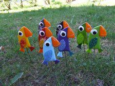 glas fugle