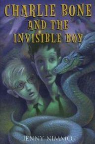 Charlie Bone and the Invisible Boy (Children of the Red King Series #3) - $1.99+