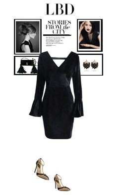 LBD by theitalianglam on Polyvore featuring polyvore fashion style clothing LBD