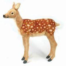 Kol Kid : Hansa Deer Standing - 3262  For a Forest themed nursery