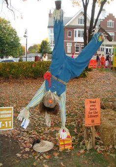 Scarecrows on Pinterest | Scarecrows, Scarecrow Ideas and ...