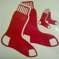 Boston Redsox Baseball Cornhole Decals - New Ready To Apply Outdoor Vinyl Listing in the Other,Sporting Goods Category on eBid United States | 141366709