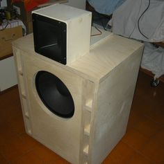 Hi-End and Hi-Eff loudspeakers system 2