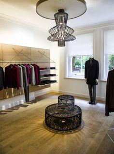 The Style Examiner: Pringle of Scotland unveils new store design concept