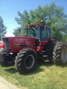 5488 FWD Case Ih Tractors, Big Tractors, Farmall Tractors, Red Tractor, Vintage Tractors, Vintage Farm, International Tractors, International Harvester, Future Farms