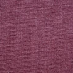 IL019 WILDCHERRY Softened - 100% Linen - Middle Weight (5.3 oz/yd2)