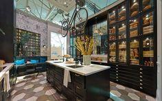 Marcus Design: Style At Home & Ikea Unveil The New Sektion Kitchen.  GORGEOUS KITCHEN!!