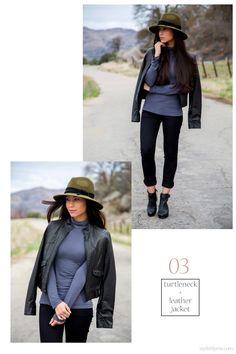 15 stylish ways to wear a hat