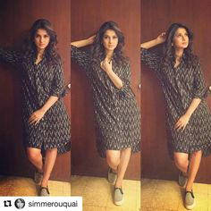 8 Hot & Stylish Pictures of TV Actress Jennifer Winget Girl Fashion, Fashion Dresses, Womens Fashion, Jennifer Winget Beyhadh, Cotton Tunics, Kurta Designs, Indian Designer Wear, Indian Wear, Just In Case