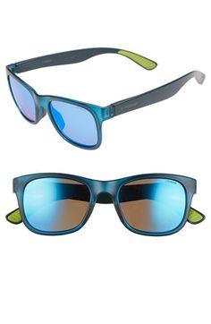 5dff2fc028 Polaroid Eyewear 50mm Polarized Retro Sunglasses