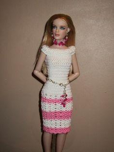 """OOAK Fashion - Outfit ~~for Tonner Revlon, Suzette,Simone Rouge 13""""~~Clothes"""