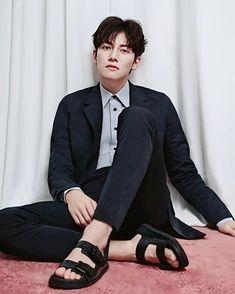 Ji Chang Wook Smile, Ji Chan Wook, Korean Celebrities, Korean Actors, Celebs, Ji Chang Wook Instagram, Kdrama, Netflix, Calvin Klien