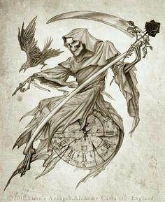 Time's Avenger ~ Alchemy Gothic