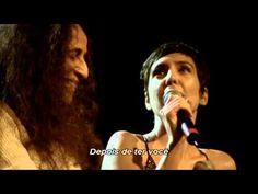▶ Maria Bethania & Adriana Calcanhoto, Depois De Ter Voce (Noite Luzidia) - YouTube