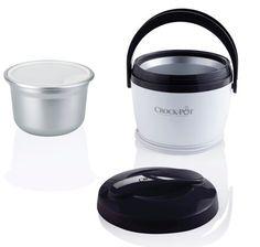 crock pot meal warmer | Crock-Pot Slow Cooker On The Go Kit (Includes 2 Lunch Crock Food ...