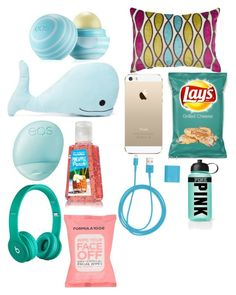 """""""Road trip essentials"""" by sloanearia ❤ liked on Polyvore featuring interior, interiors, interior design, home, home decor, interior decorating, Eos, Forever 21, FingerPrint Jewellry and PhunkeeTree"""