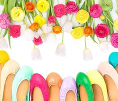 Leap into Spring with Tieks + A Giveaway!! - Hip Foodie Mom