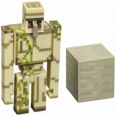 Minecraft Iron Golem Toy