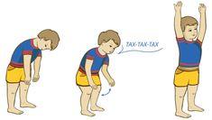 Дыхательные упражнения для детей Курочки