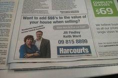 Digital, mas no papel – anúncio no jornal impresso pede para 'clicar aqui' - Blue Bus