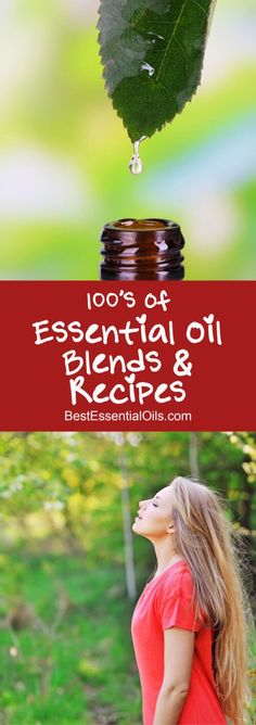 An Index of 100's of doTERRA Essential Oil Blends and Recipes