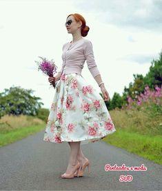 #modest #floral #dress