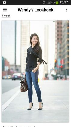 1d2b79b81a6 Casual Corset    Silk blouse (and really great jeans)