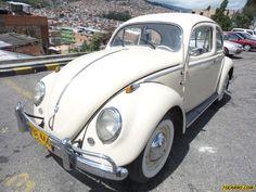 Volkswagen Escarabajo Escarabajo 1300cc - Año 1955 - 3077 km - TuCarro.com Colombia
