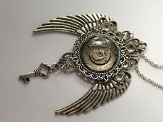 I wouldn't wear but its such a gorgeous pendant I had to at least pin it.