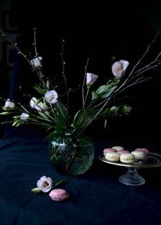 kodin juhlat, kukka-asetelma