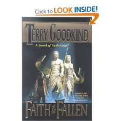 Faith of the Fallen: book six in Terry Goodkinds Sword of Truth series