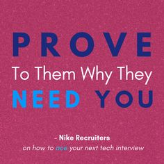 5 Tips From Nike Recruiters On How To Ace Your Tech Interview Best Interview Questions, Career Inspiration, Hiring Now, Job Posting, How To Run Faster, Get The Job, Career Advice, Dream Job, Quote Of The Day