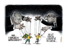 Eduardo Cunha afirma: Impeachment é Golpe!