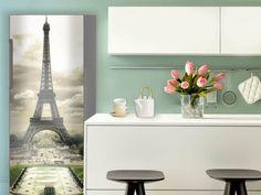 Paris, die Stadt der Liebe, gibt's jetzt jeden Tag zu sehen! | creatisto Tower, Paris, Mirror, Design, Home Decor, Decorating Ideas, City, Love, Rook