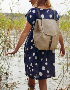 Marimekko Kalassa backpack